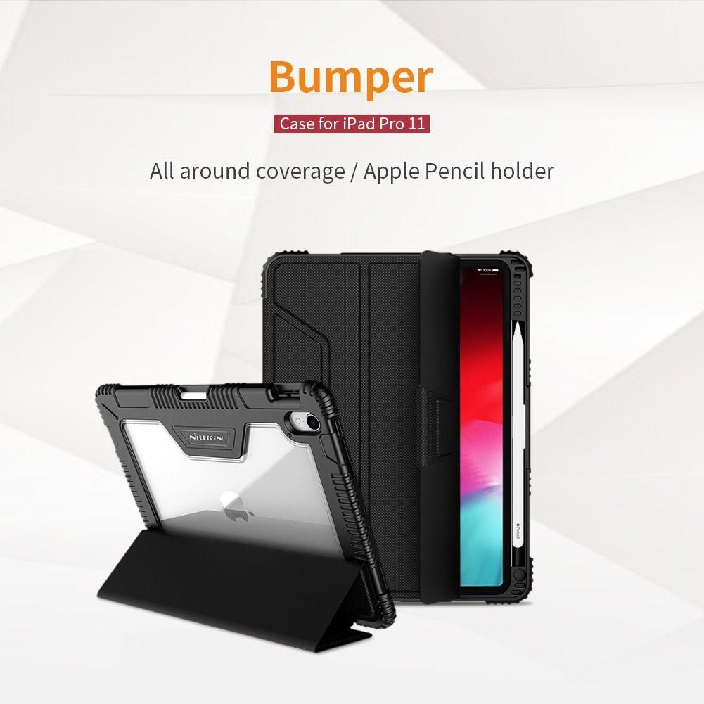 Capa Case Bumper Anti Impacto iPad 9.7 2018 Shockproof