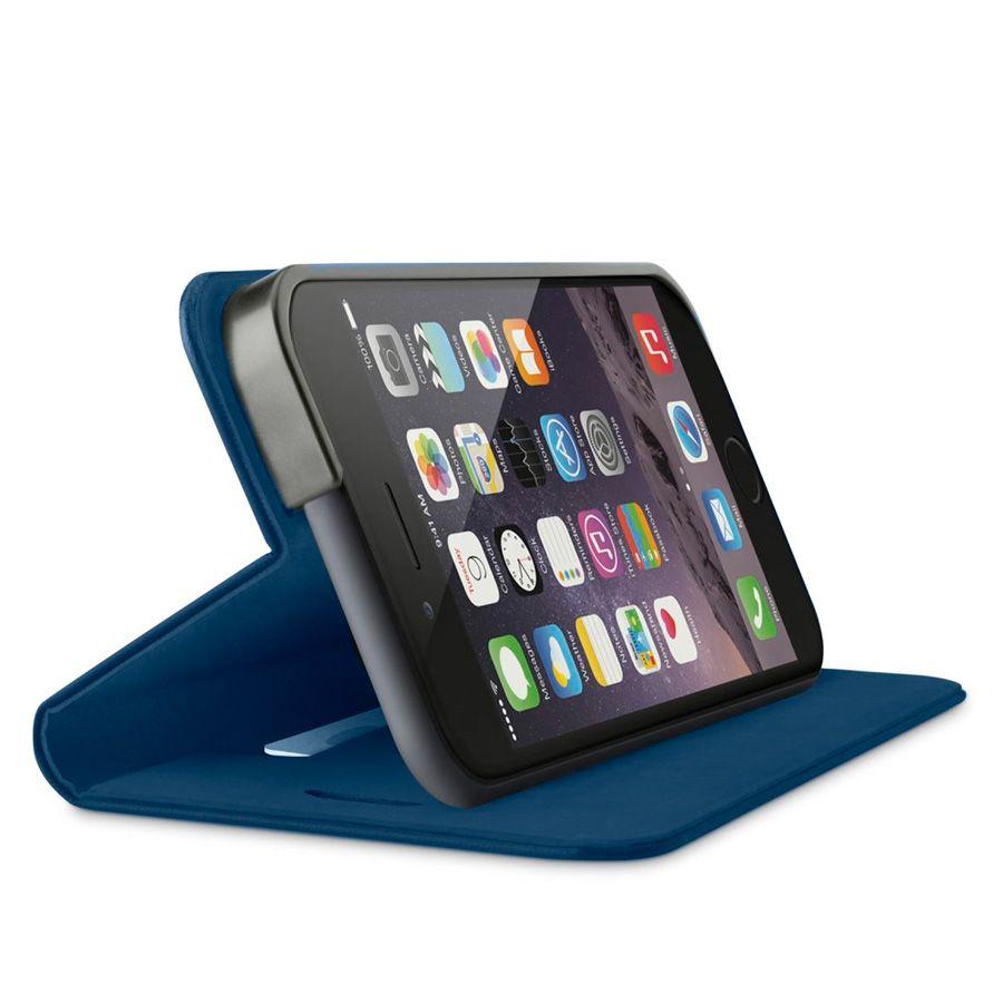 Capa Executiva iPhone 6/6S Com Compartimento Para Cartão - Belkin
