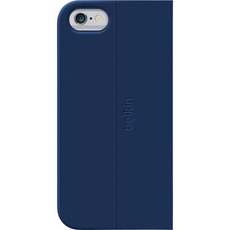 Capa Executiva iPhone 6/6S Plus Com Compartimento Para Cartão - Belkin