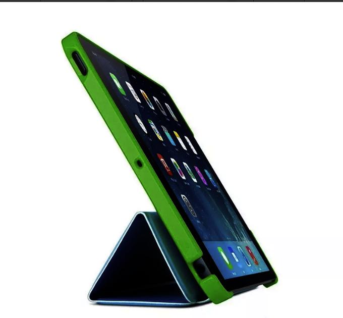 Capa Folio para iPad Mini LEGO Verde e Azul