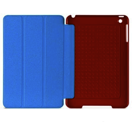 Capa Folio para iPad Mini LEGO Vermelho e Azul