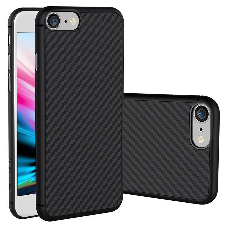 Capa Iphone 7 Nillkin Fibra De Carbono