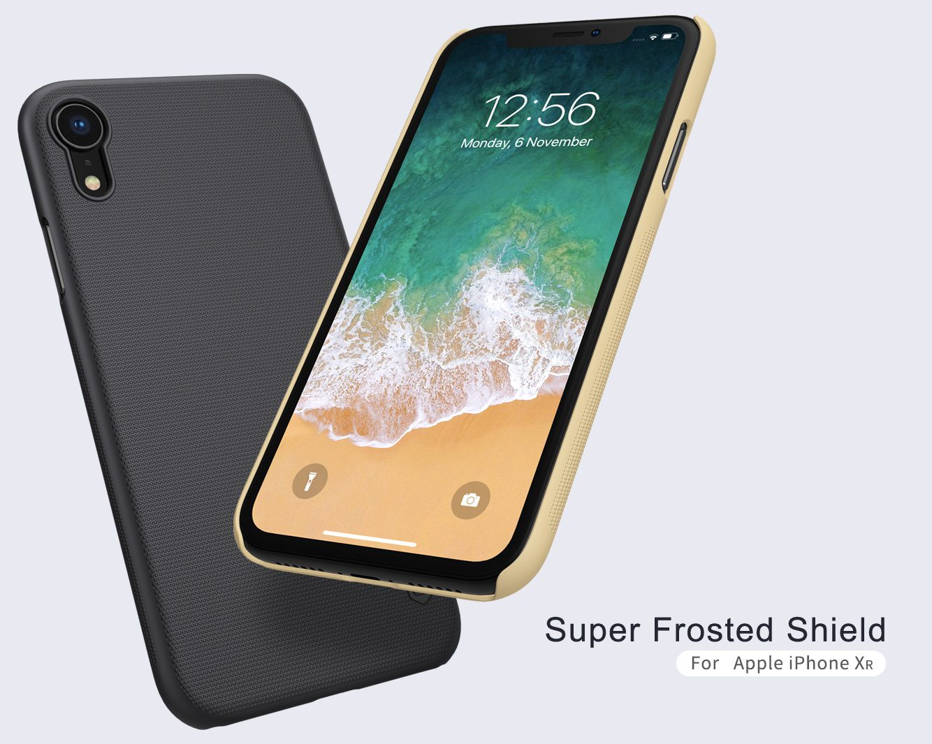 Capinha Capa Case Nillkin Iphone XR Super Frosted Shield - Sem Furo