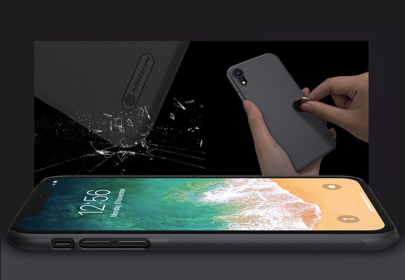 Capinha Capa Case Nillkin Iphone XR Super Frosted Shield - Sem Furo