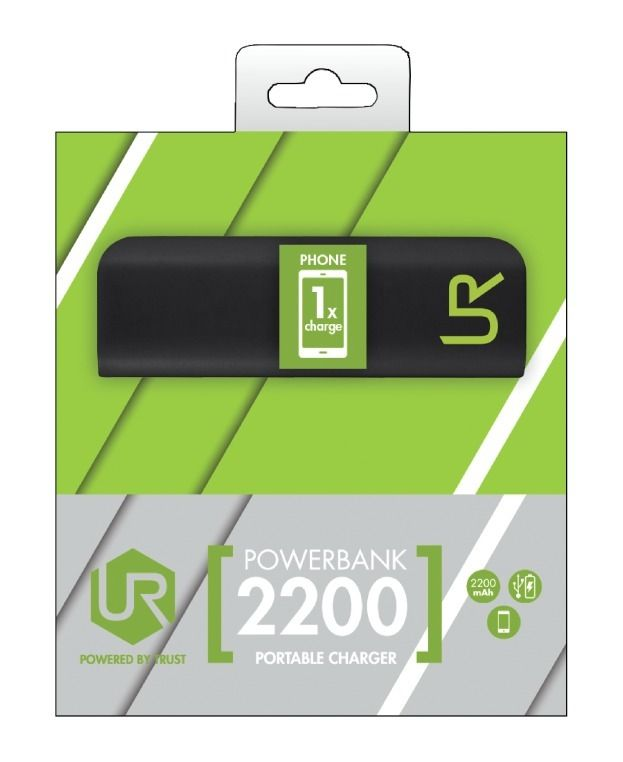 Carregador Bateria Universal Portátil Powerbank