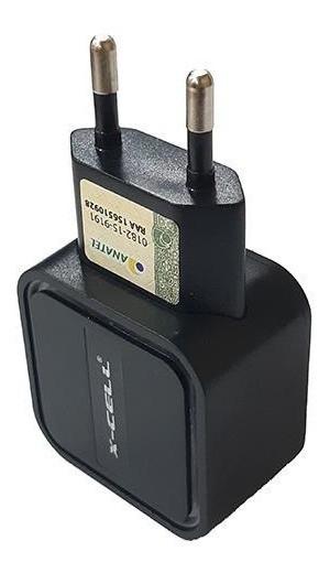 Carregador Tomada - Ultra Rápido - 2 Usb - Universal 3.4a