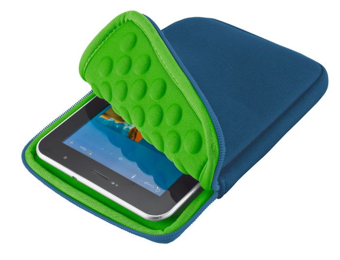 "Case Tablet Ipad Netbook 7-8"" e 10"" Neoprene"