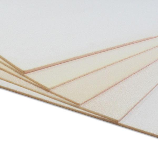 Espuma de PVC 4mm [Placa Lisa]