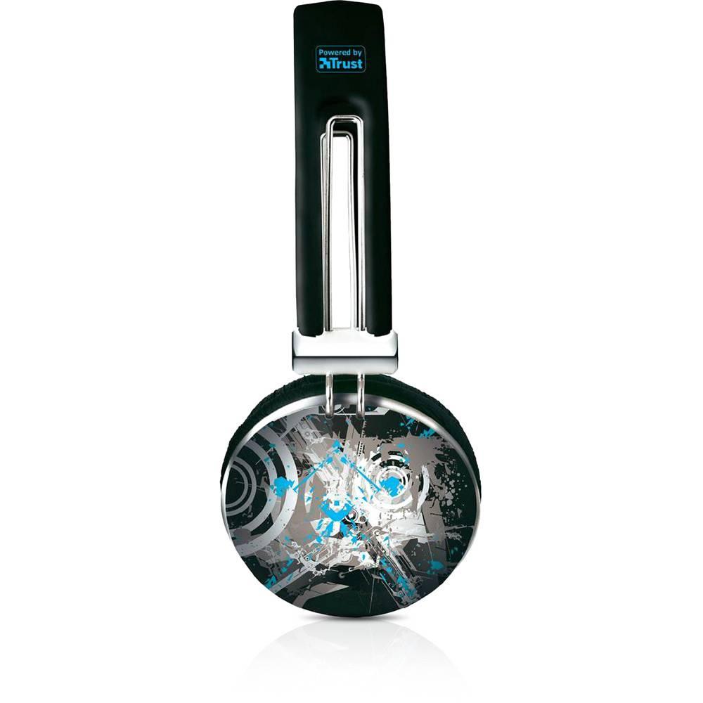 Fone de Ouvido Urban Revolt Headset - Future Breeze - Trust