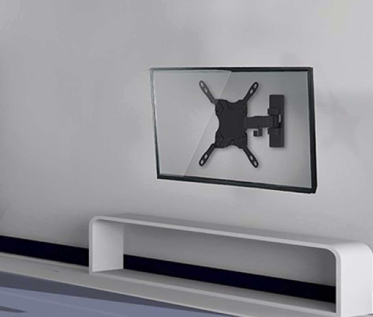 Suporte Articulado de Parede ELG LCD LED de 15 ate 43 FULL20