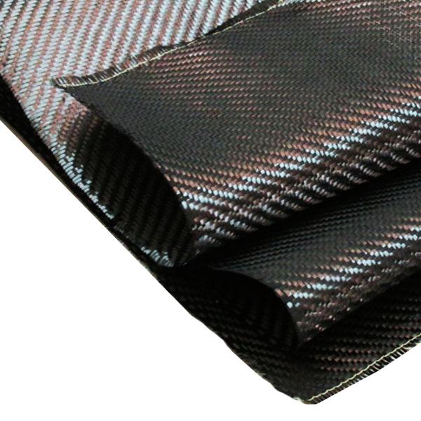 Tecido Fibra de Carbono 200g/m2 Sarja - [ Largura 1,30 m ]