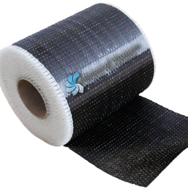 Tecido Fibra de Carbono UD300 [ 30 Cm Largura]