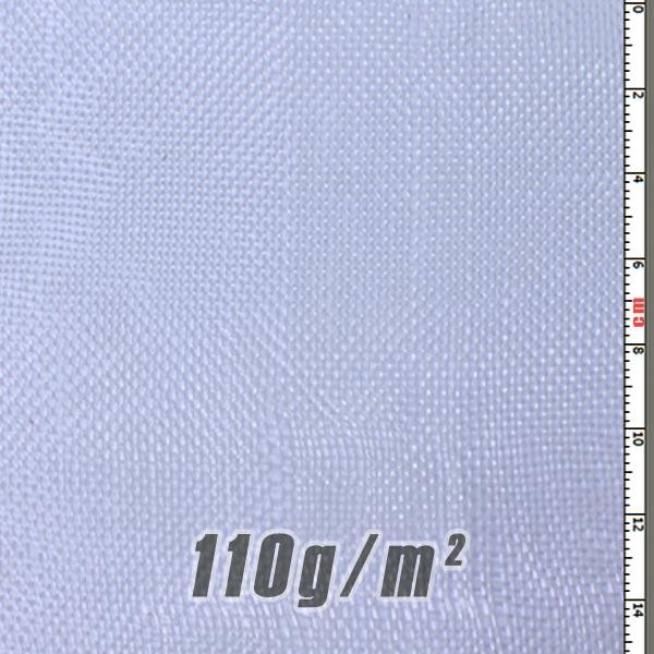 Tecido Fibra de Vidro 110g por m2 [ Largura1,3 m ]