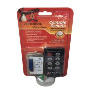 Controle Remoto para Ventilador de Teto | Venti-Delta
