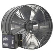 Exaustor Axial Pesado Com Inversor de Frequência Ø40cm | EP40 - GoAr