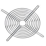 Grade Metálica Cromada para E14 | Ventisilva
