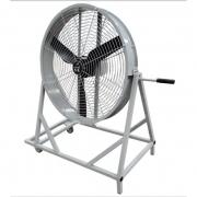 Ventilador Industrial para Aviário 85cm   QLA85 FanCooler Com Grade - Qualitas