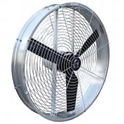 Ventilador Industrial para Aviário 85cm | QLA85 Inox com Grade - Qualitas