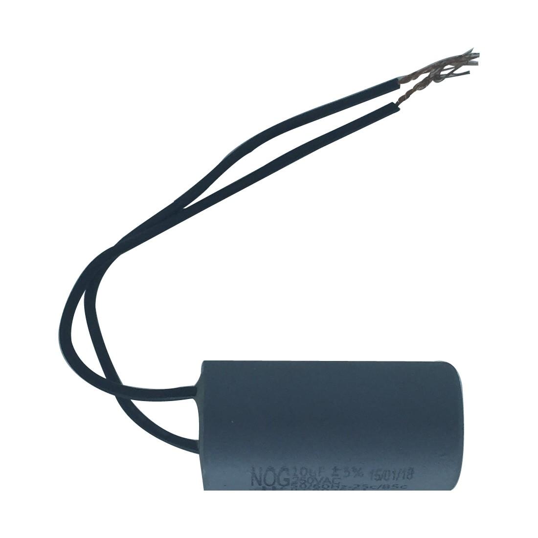 Capacitor Polipropileno 2 Fios | NOG