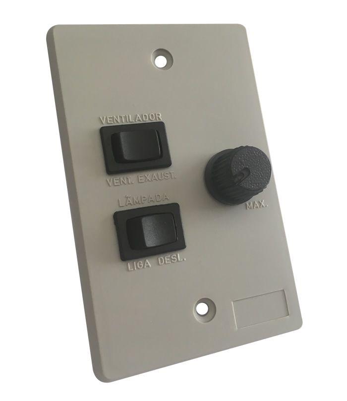 Chave Rotativa Universal para Ventilador de Teto - 110v