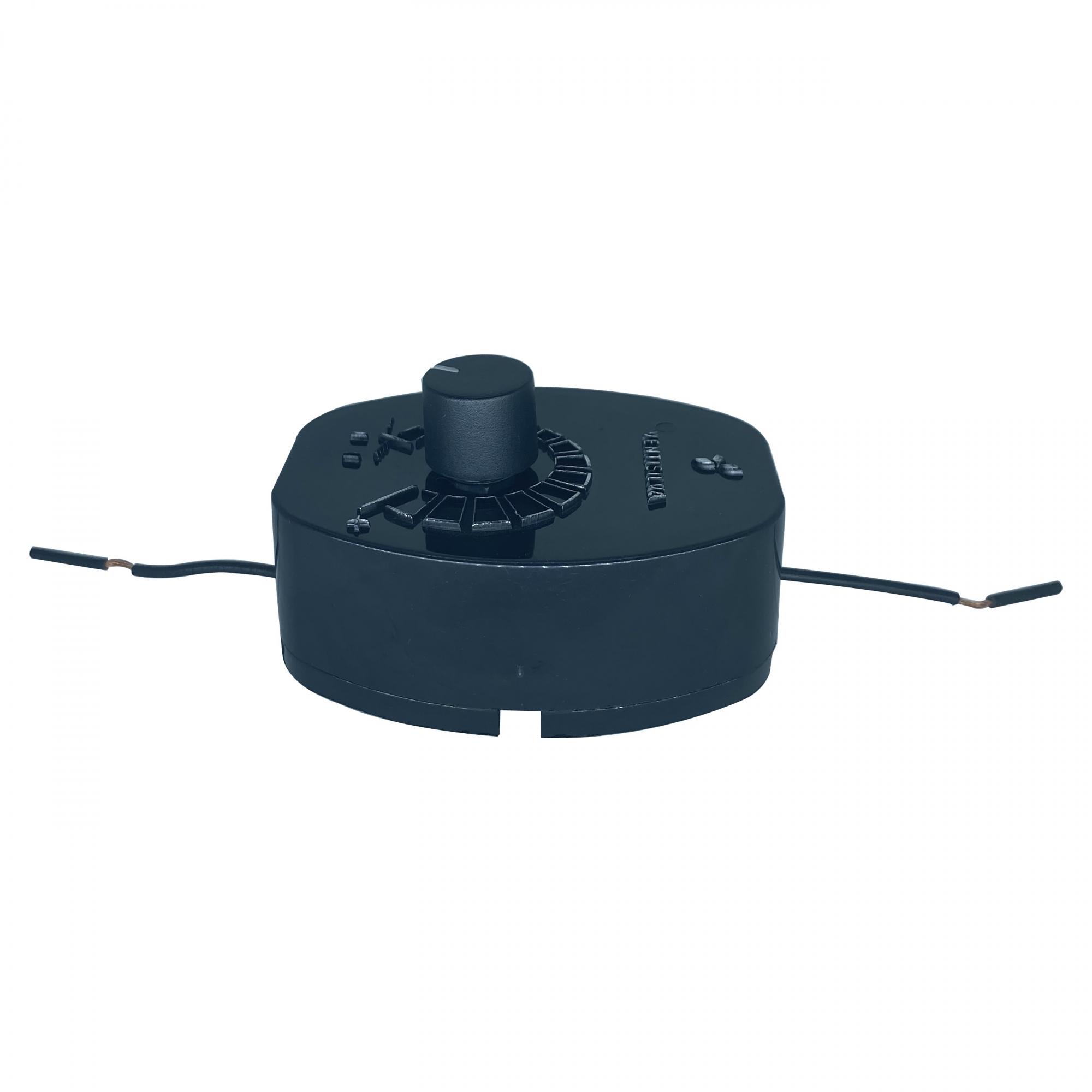Controle de Velocidade para Exaustor 20cm | Dimmer - Ventisilva