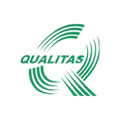 Exaustor Axial Ø40cm | EQ400 AT Alta Temperatura - Qualitas