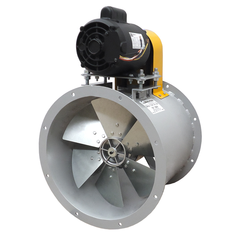 Exaustor de Transmissão Ø30cm | EQ300TR - Qualitas