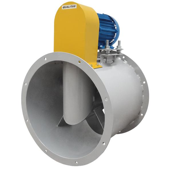 Exaustor de Transmissão Ø40cm | EQ400TR - Qualitas