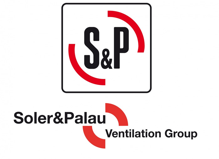 Exaustor Helicocentrífugo InLine | TD-350/125 Silent - Soler & Palau