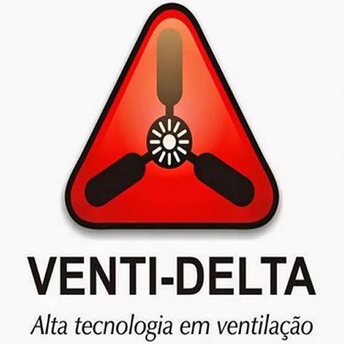 Exaustor axial Ø25cm |  E25 Aero Delta - Venti-Delta