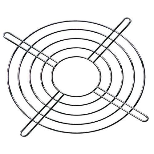 Grade Metálica Cromada para E18 | Ventisilva