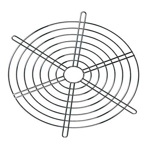 Grade Metálica Cromada para RAX | Ventisilva