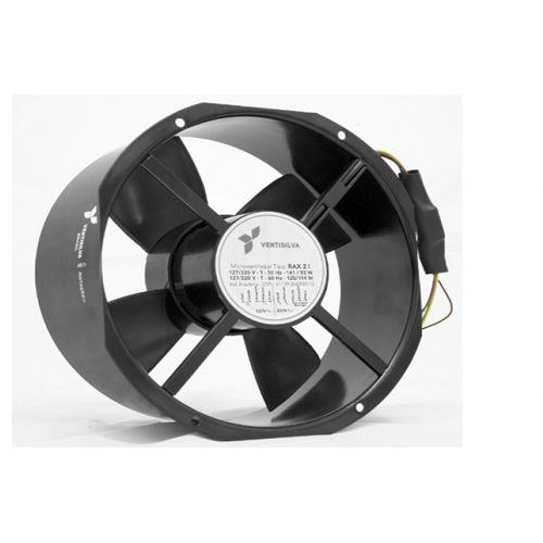 Microventilador Axial Ø25,6cm | RAX 4 - Ventisilva