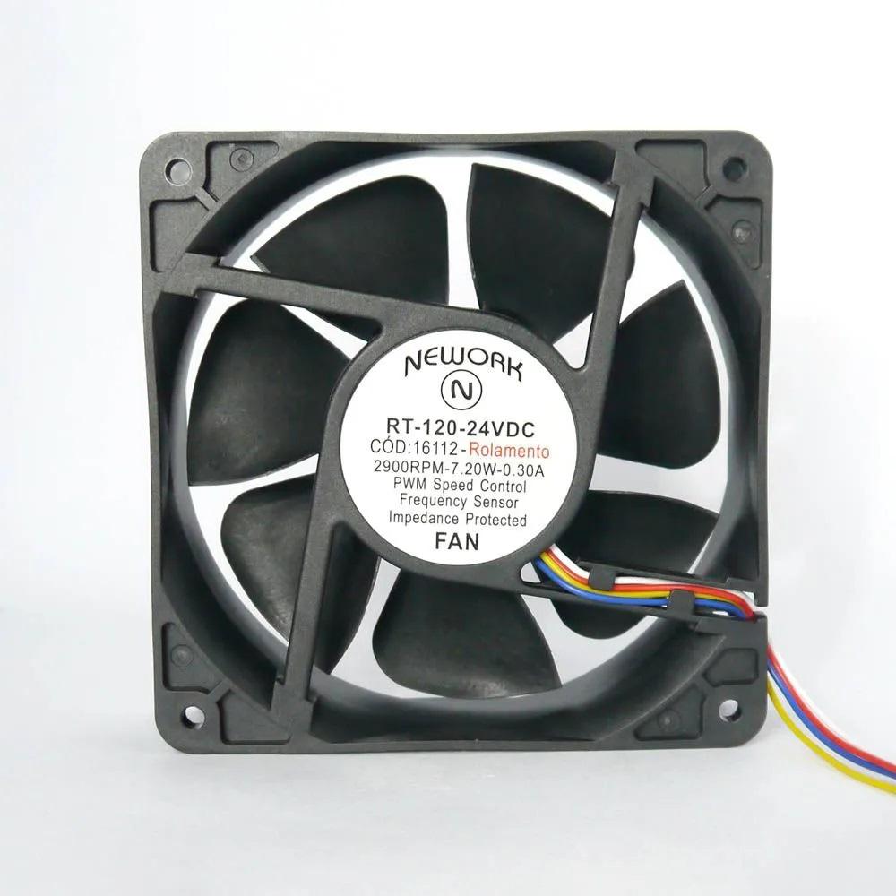 Miniventilador Axial Ø12cm | RT 120 - Nework