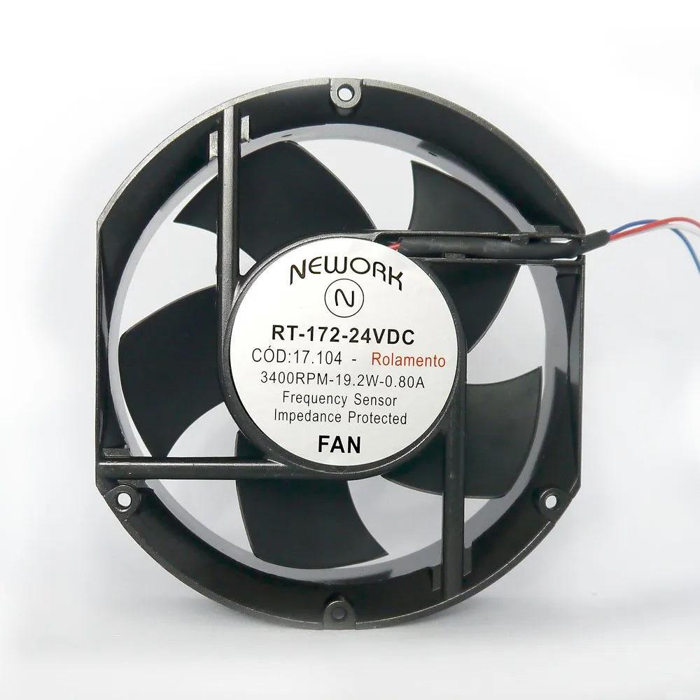 Miniventilador Axial Ø15cm | RT 172 - Nework