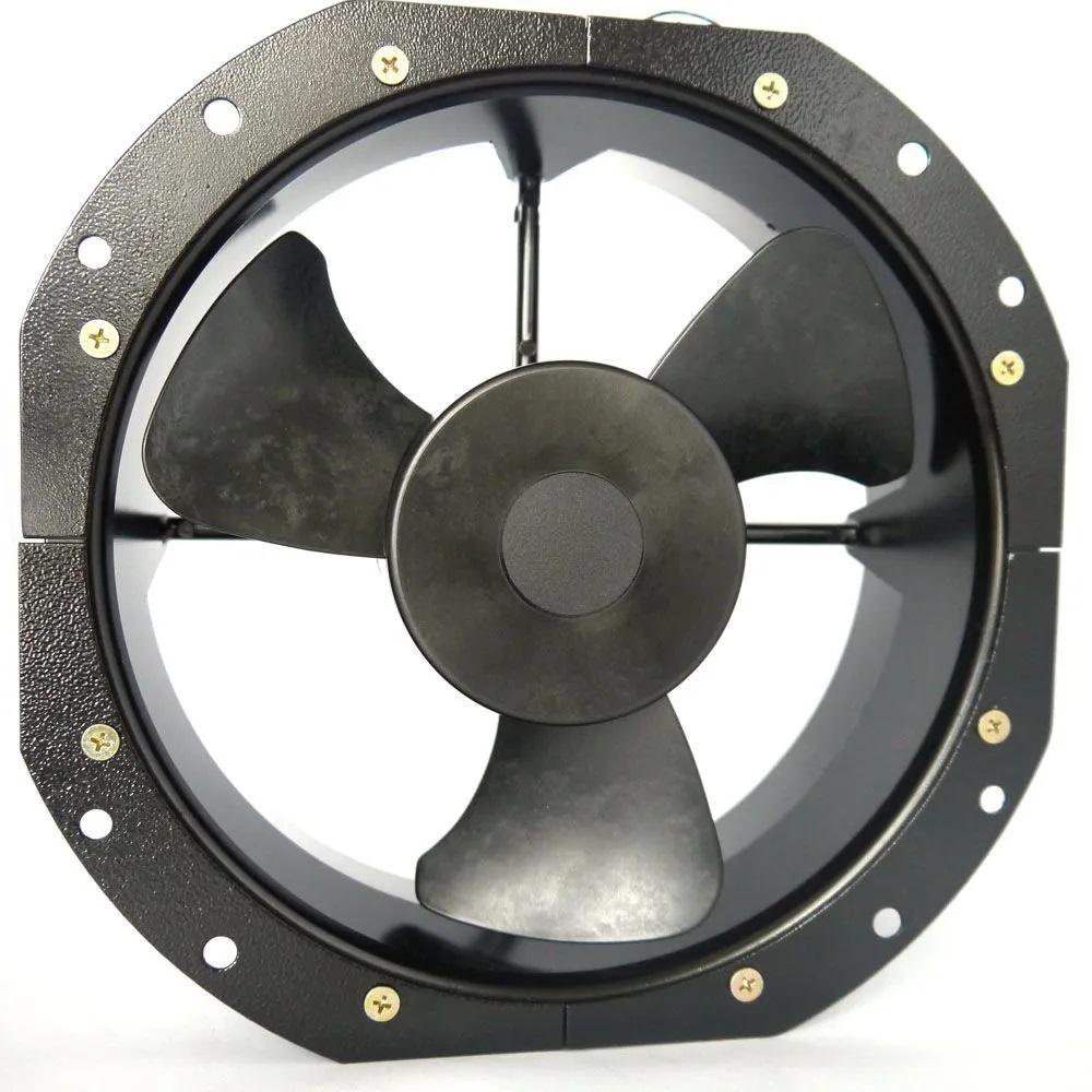Miniventilador Axial Ø25,4cm | RT 254 Com Máscara - Nework