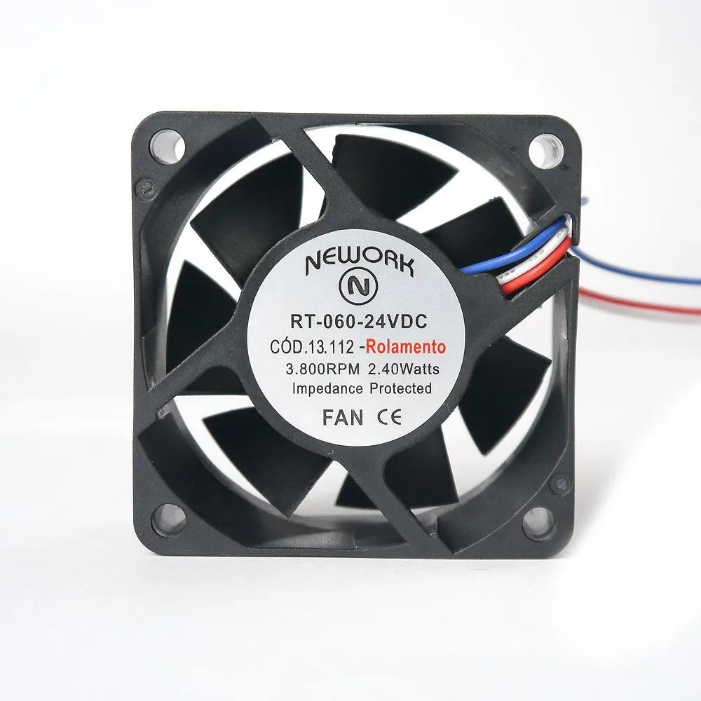 Miniventilador Axial Ø6cm | RT 060 - Nework