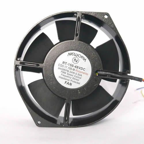 Miniventilador Axial RT 150   Nework
