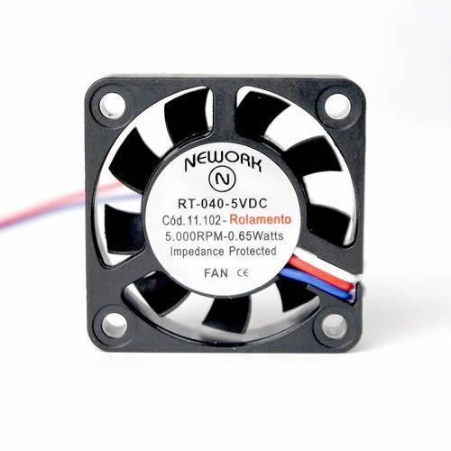 Miniventilador Axial RT 040   Nework