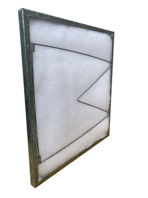 Suporte metálico porta mantas - Prince