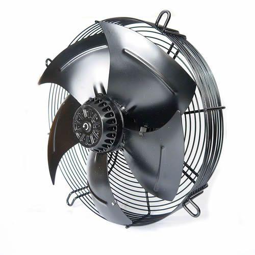 Ventilador/Exaustor Axial 375 X 134mm | RT 350 Nework