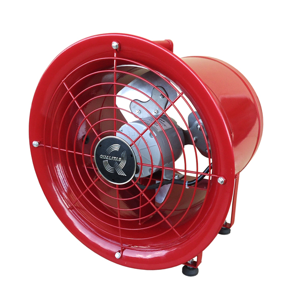 Ventilador Axial 60 x 40 x 48cm | VAQ18 Naval Alta Vazão - Qualitas