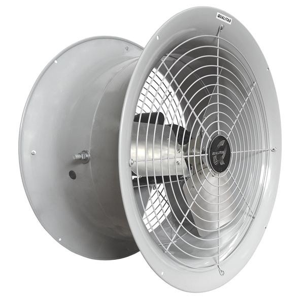 Ventilador Axial 79 X 60 X 40cm | VAQ22 Alta Vazão - Qualitas