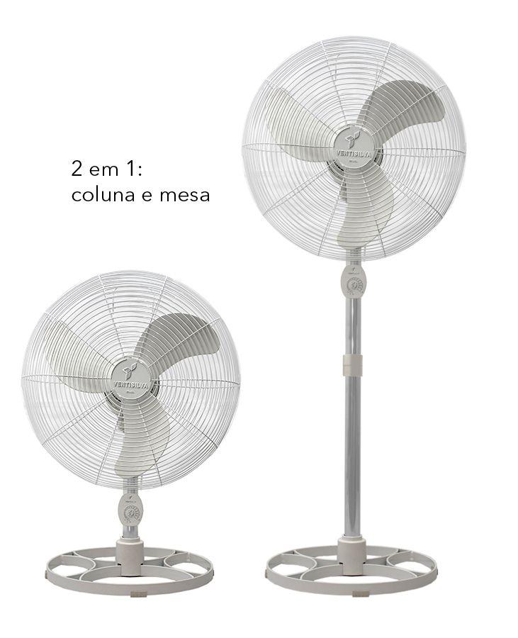 Ventilador de Coluna e Mesa 50cm | VENTI50C - Ventisilva