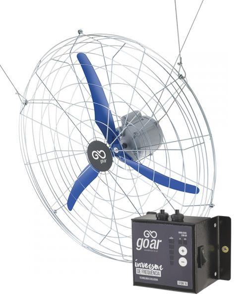 Ventilador de Parede Com Inversor de Frequência 100cm Trifásico | V100TI - GoAr