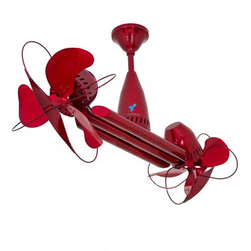 Ventilador de Teto - Bimotor | Duo - Ventisilva