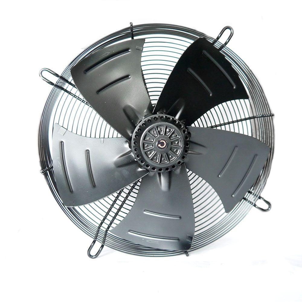 Ventilador / Exaustor Axial 420 X 147mm | RT 400 Nework