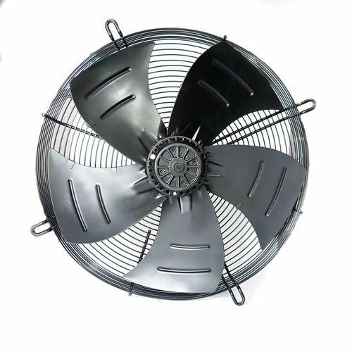 Ventilador/Exaustor Axial 470 X 160mm | RT 450 Nework