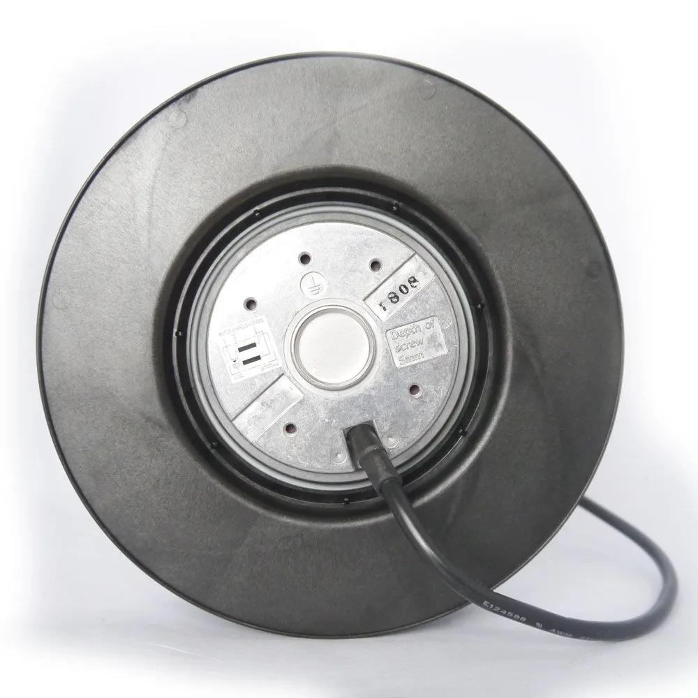 Ventilador Radial Centrífugo | 190 x 70R - Nework