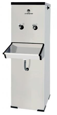 Bebedouro de Água industrial 25 Litros Piso Linha K25